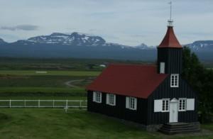 Kirkjubæjarkirkja, elsta kirkjan á Héraði