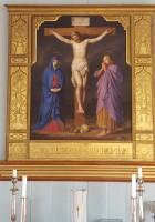 Áskirkja altaristafla