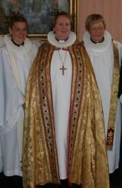 biskup prestar eiðum
