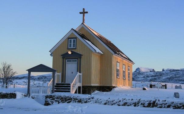 Hjaltastaðarkirkja