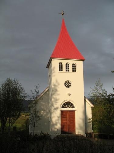 Vallaneskirkja