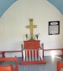 Klyppstaður altari 2